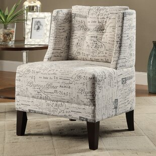 Rodolph Wingback Chair