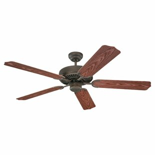 52 Fayette 5-Blade Outdoor Ceiling Fan