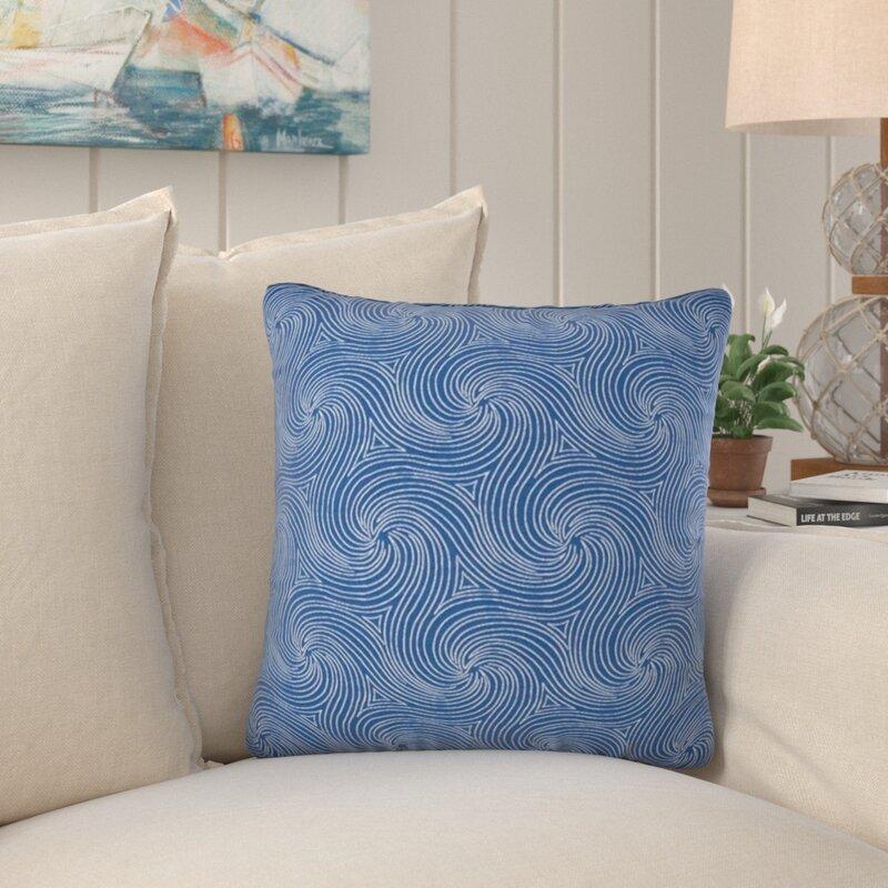 Breakwater Bay Jiang Zippered Indoor Outdoor Pillow Cover Wayfair