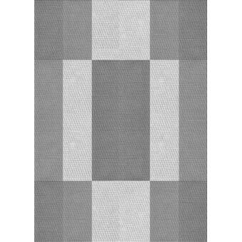 Companyc Fairfield Striped Handmade Tufted Blue Gray Area Rug Wayfair