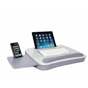 Hiwassee Sofia Sam Multi Tasking 185 W Lap Desk by Ebern Designs