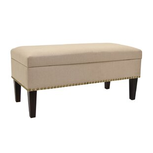 Red Barrel Studio Tam Upholstered Storage Bench