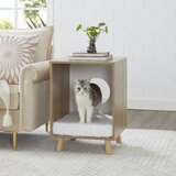 Pet Bed With Storage Drawer