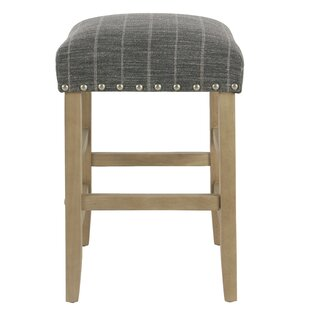 Farrier 25 Bar Stool by Charlton Home