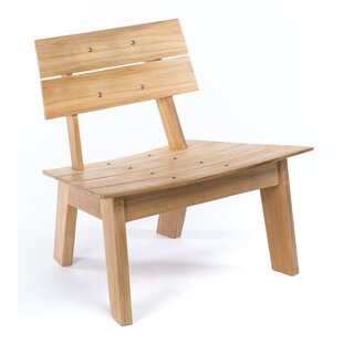 Herrera Solid Wood Adirondack Chair by Loon Peak Best #1