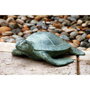 Garden Turtle Statue