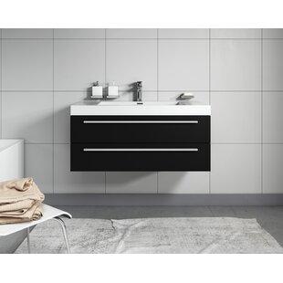 Tianna 1000mm Wall Hung Single Vanity Unit By Belfry Bathroom