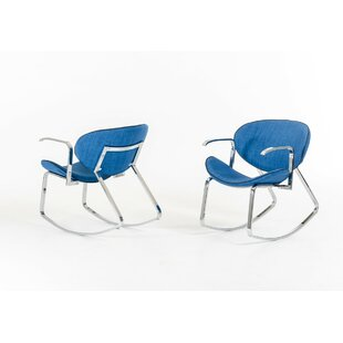 Camron Rocking Arm Chair (Set of 2)