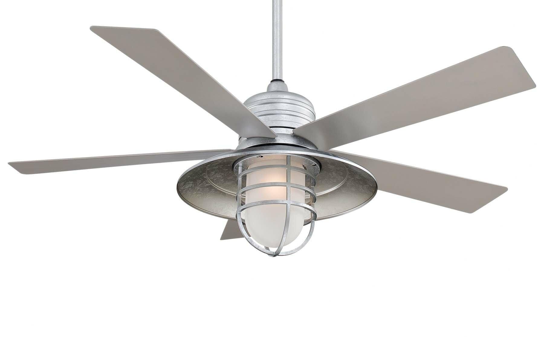 54 Rainman 5 Blade Outdoor Ceiling Fan
