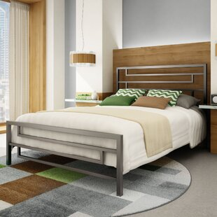 Brophy Platform Bed by Brayden Studio Best Design