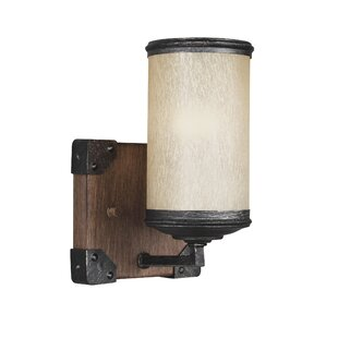 17 Stories Cheyanne 1-Light Bath Sconce