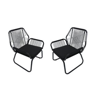 Mercury Row Gordonsville Patio Chair with..