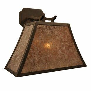 Summit 1-Light Outdoor Wall Lantern by St..