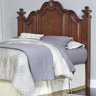Plains Panel Headboard by Astoria Grand