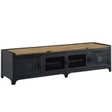 Mattern Solid Wood TV Stand for TVs up to 70 by 17 Stories