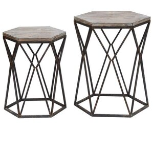 Nico 2 Piece End Table Set by Brayden ..