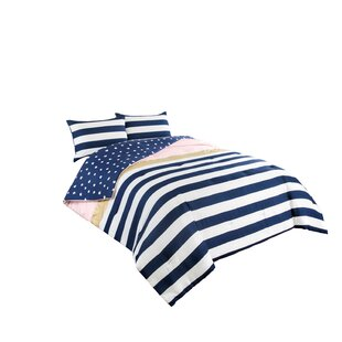 Ivy Bronx Bembry Reversible Comforter Set