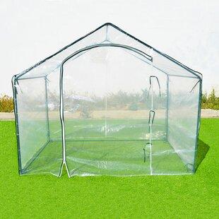 Sunrise Outdoor LTD 5.9 Ft. W x 3.5 Ft. D Mini Greenhouse