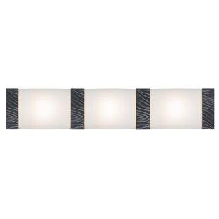 Kinze 3-Light Bath Bar By Tech Lighting