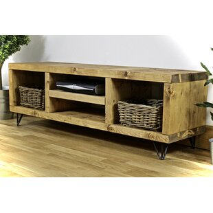 Tv Board Industrial industrial tv stands wayfair co uk