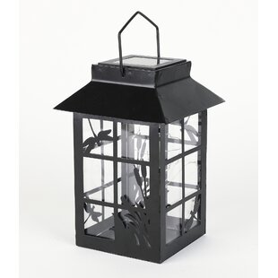 Gracie Oaks Timmy 10-Light LED Outdoor Hanging Lantern