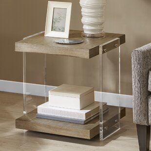 Crume End Table