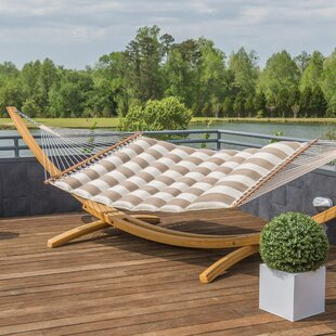 Gloria Pillowtop Sunbrella Tree Hammock by Freeport Park 2019 Sale