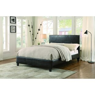 Latitude Run Alfords Upholstered Platform Bed