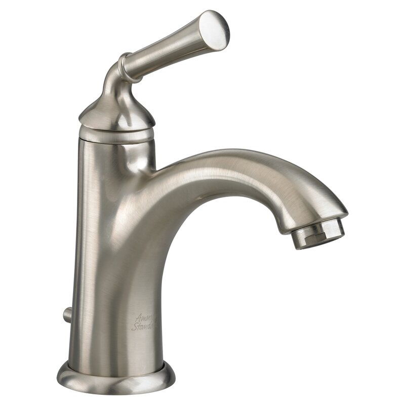 Portsmouth Single Hole Bathroom Faucet