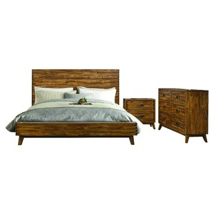 Decamp Platform Configurable Bedroom Set