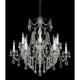 Schonbek Madison 12-Light Chandelier
