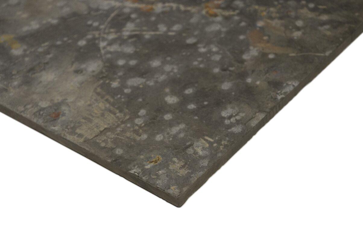Rustic 12 X Slate Field Tile