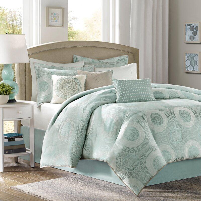 Ivy Bronx Lovella Comforter Set Reviews Wayfair