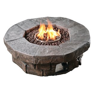 Outdoor Propane Gas Fire Pit