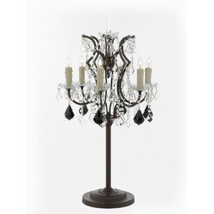 Cooper Crystal 35 Table Lamp