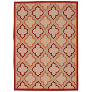 Ardleigh Red Indoor/Outdoor Area Rug