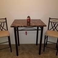 Cincinnati 3 Piece Dining Set