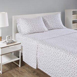 Harriet Bee Eldorado Cozy Soft Cotton Star Print Sheet Set