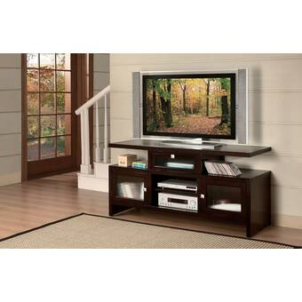 George Oliver Savoie Tv Stand For Tvs Up To 65 Inches Wayfair