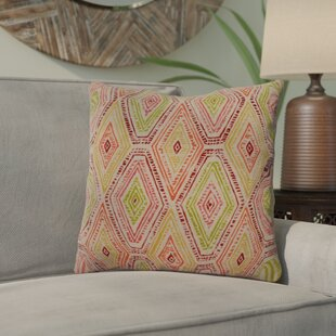 Dacey 100% Cotton Throw Pillow