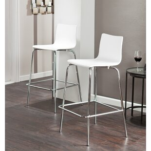 Compare Cheltondale 29.25 Bar Stool (Set of 2) by Wade Logan Reviews (2019) & Buyer's Guide