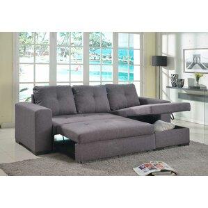 gianni corner sofa bed