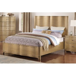 Ketter Panel Bed