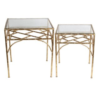 Fulvia 2 Piece Tables by Willa Arlo Interiors