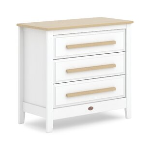 Linear 3 Drawer Chest Smart Assembly By Boori