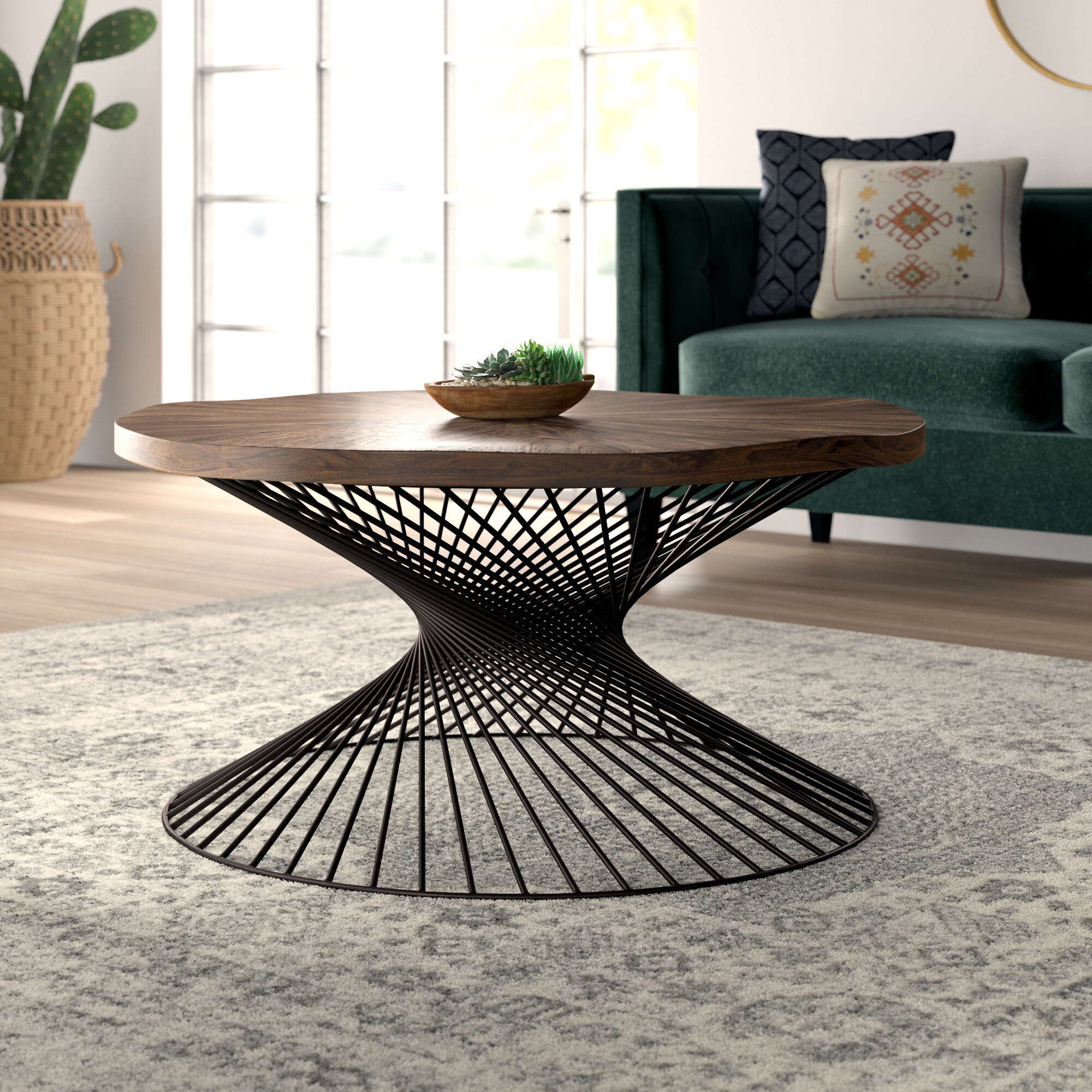 Picture of: Bohemian Coffee Tables You Ll Love In 2020 Wayfair