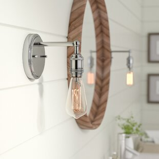 Laurel Foundry Modern Farmhouse Sandy Springs 1-Light Bath Sconce