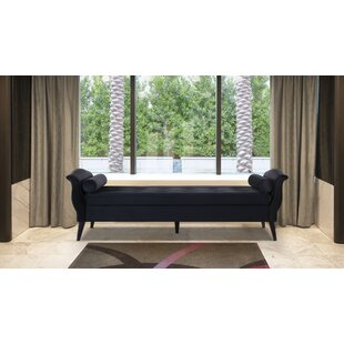 Robinson Tufted Bench