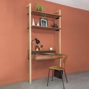 Pinnacle Desk By Ebern Designs