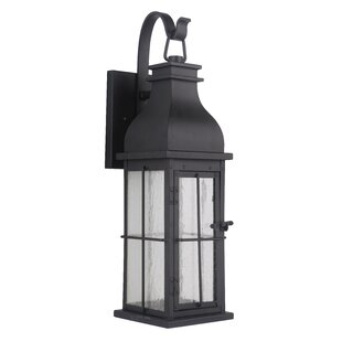 Wylie LED Outdoor Wall Lantern